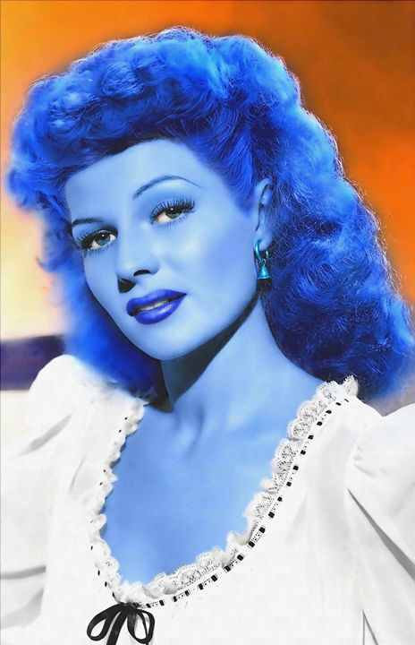 Rita Hayworth_The Lovers of Carmen - Art Cinema Gallery