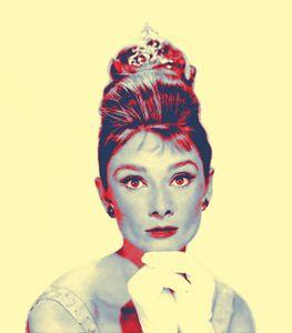 Audrey Hepburn_Breakfast at Tiffanys - Art Cinema Gallery