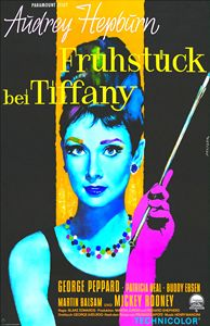 German poster_Breakfast at Tiffany´s