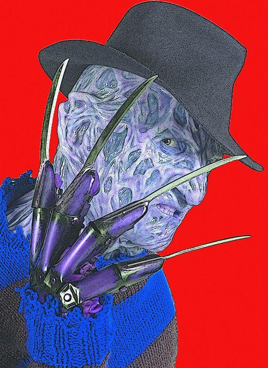 R. Englund_A Nightmare on Elm Street - Art Cinema Gallery