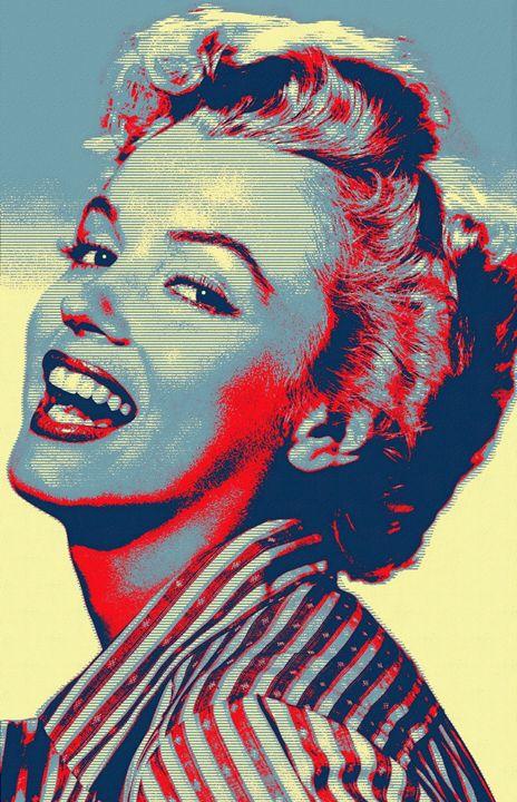 Marilyn Monroe - Art Cinema Gallery