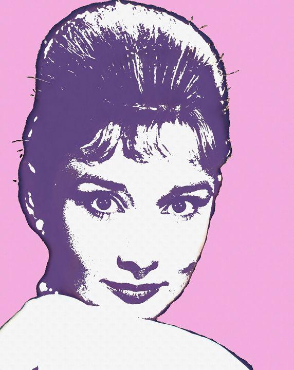 Audrey Hepburn - Art Cinema Gallery