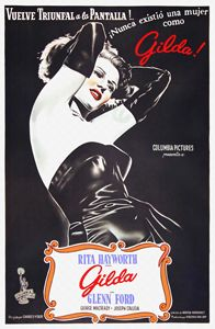 Argentinian poster of Gilda