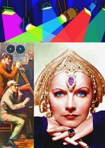 Greta Garbo in Mata Hari - Art Cinema Gallery