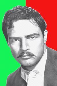 Marlon Brando in Viva Zapata! - Art Cinema Gallery
