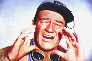 John Wayne in Hatari! - Art Cinema Gallery