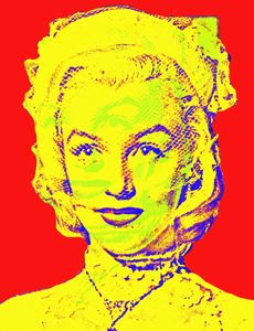 M. Monroe_Gentlemen Prefer Blondes - Art Cinema Gallery