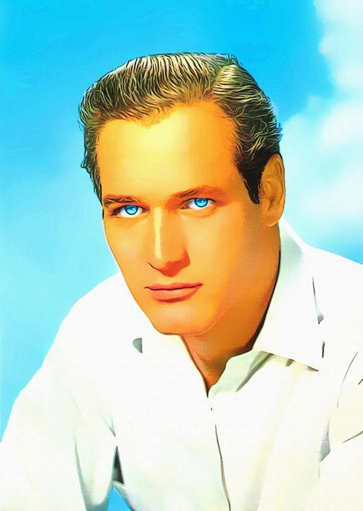 Paul Newman - Art Cinema Gallery
