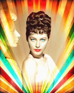 Ava Gardner in One Touch of Venus - Art Cinema Gallery