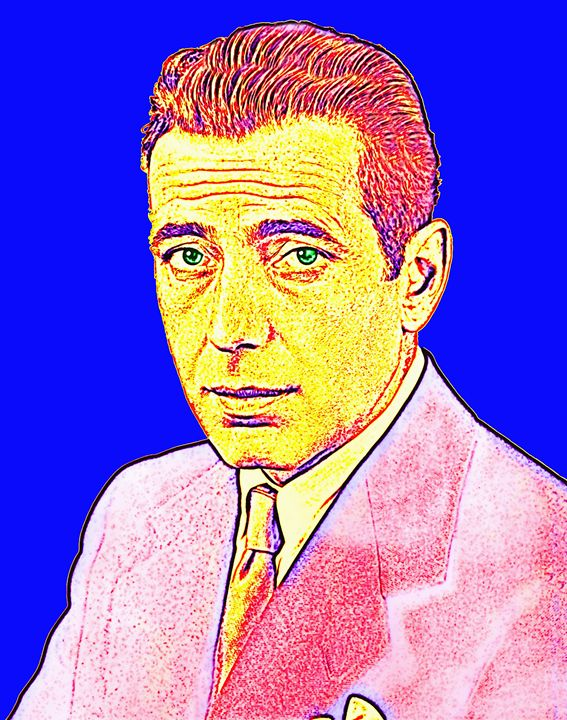 Humphrey Bogart - Art Cinema Gallery