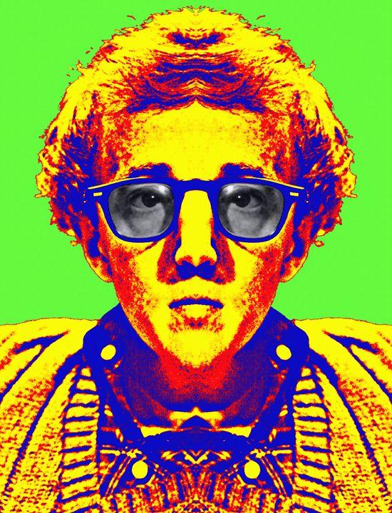 Woody Allen, alias - Art Cinema Gallery