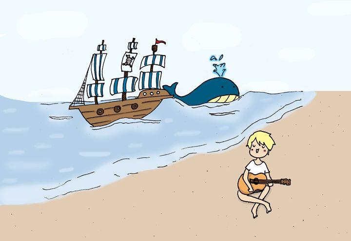 Sea - Tanpopo story