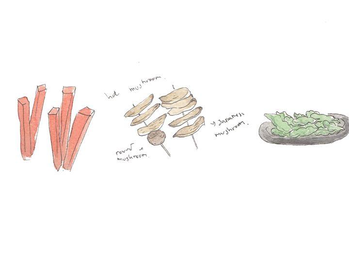 Mushroom - Tanpopo story