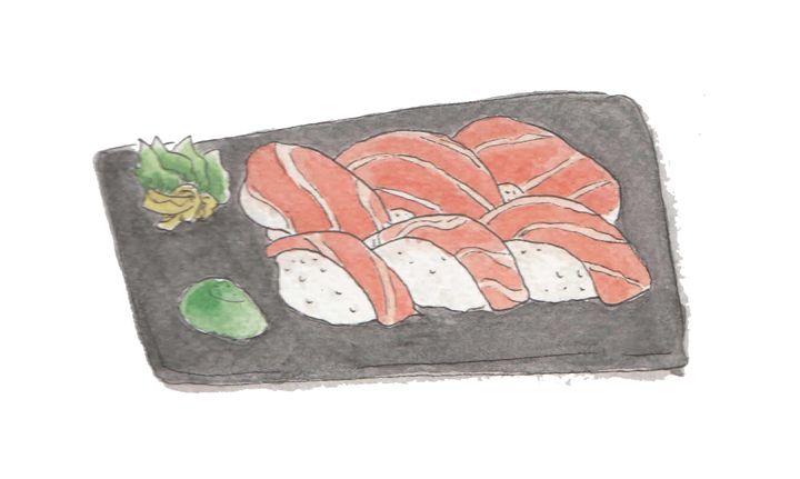 Salmon - Tanpopo story