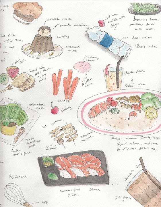 Food story - Tanpopo story