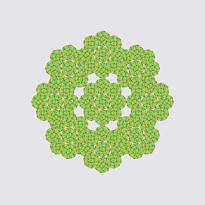 Lime Wheel - Air California