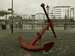 Anchors away - Susie Hawkins