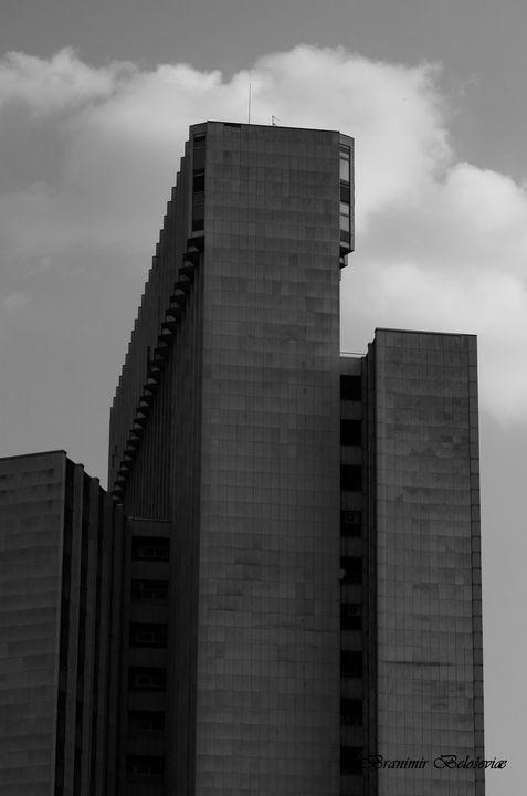 City building - branimirbelosev