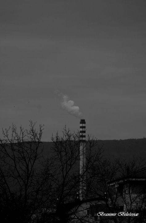 Chimney - branimirbelosev