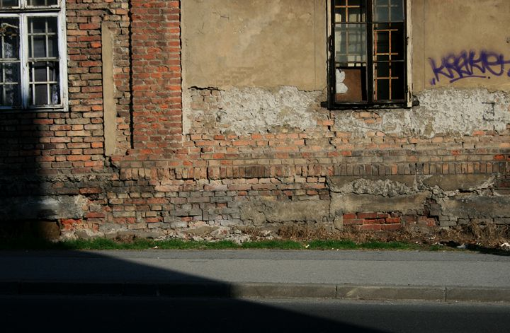 Old wall - branimirbelosev