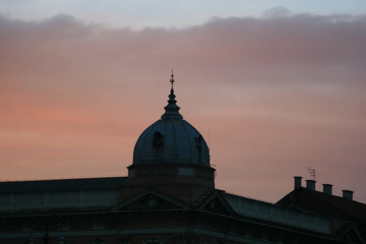 Sunset in city - branimirbelosev