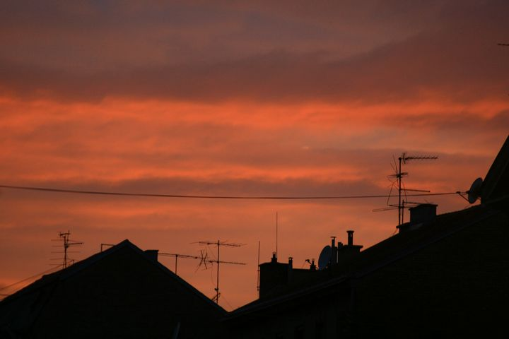 Urban sunset - branimirbelosev