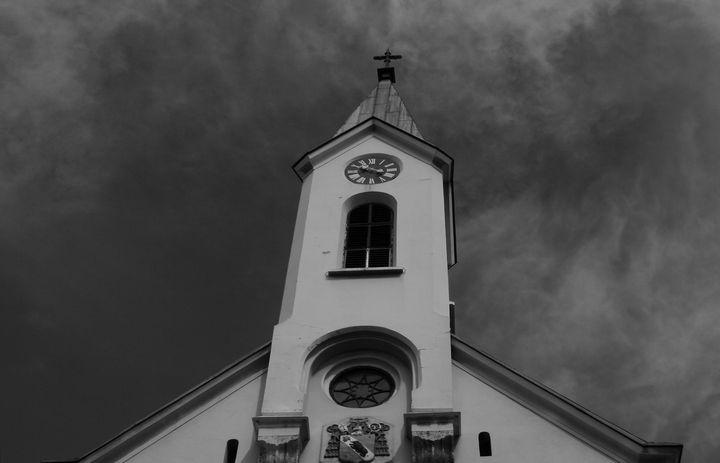 Church in Frankopanska street - branimirbelosev