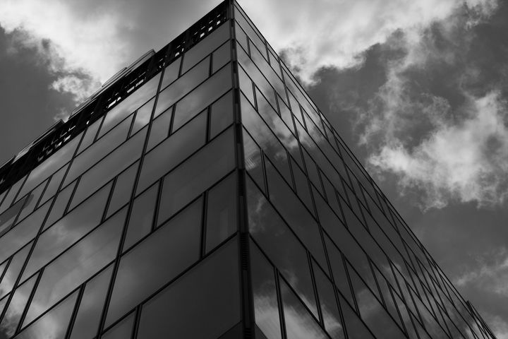Building and sky - branimirbelosev
