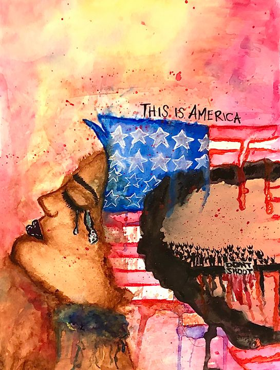 This is America - Anneliese OBR