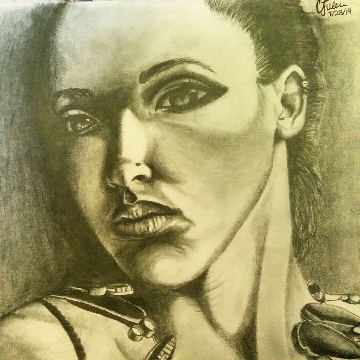 Tinashe - Jules Art & Design
