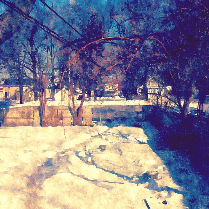 Michigan Winter - James Schultz