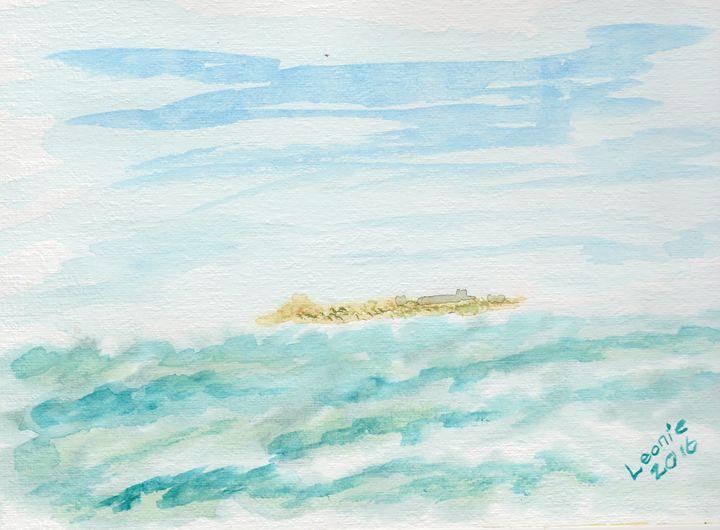 Robben Island - Leonie Overbeek - Art and Words