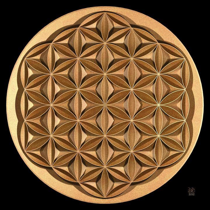 Flower of Life - Anago Design