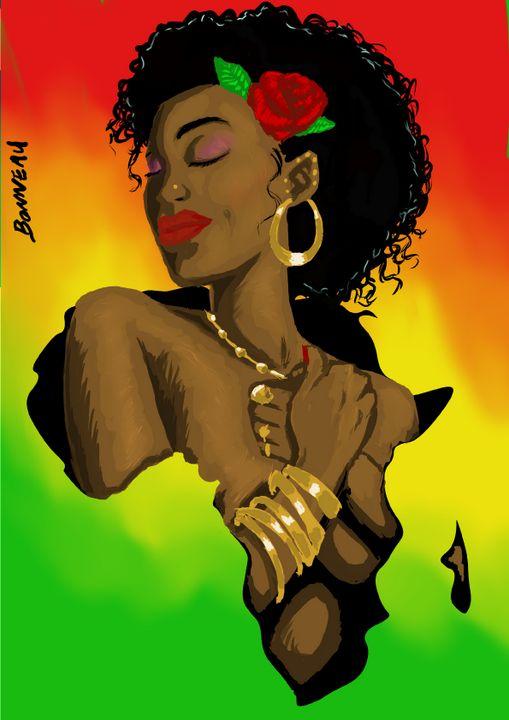Motherland Spirit - Ahayah Purpose