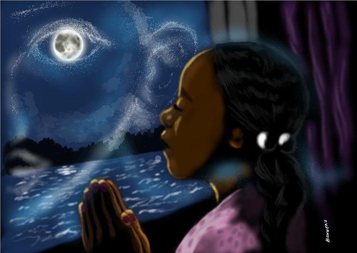 God Hears our prayers - Ahayah Purpose