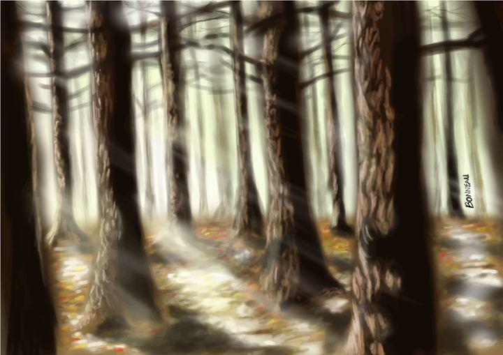 Autumn Forest - Ahayah Purpose