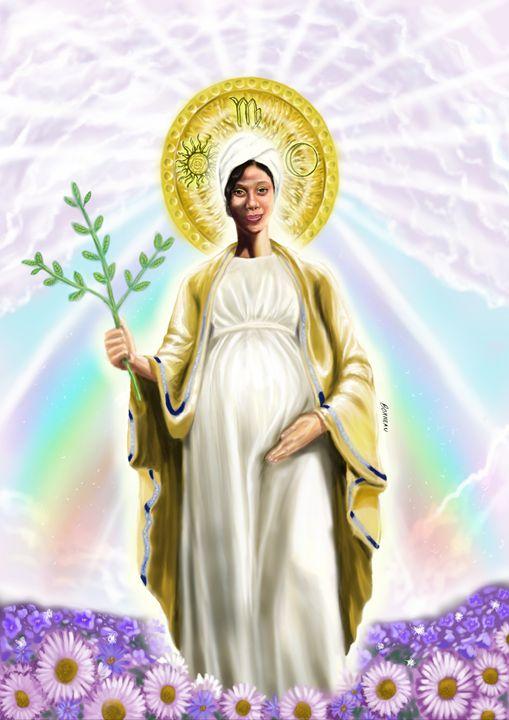 Virgin Mary - Ahayah Purpose