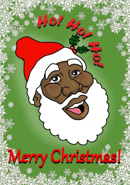 Santa Clause HoHoHo! - Ahayah Purpose