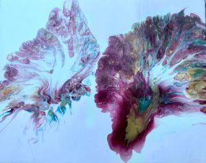 Vol de papillon - Cadence of color