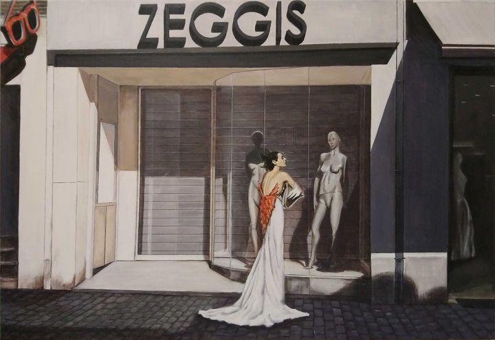 ZEGGIS - Marcel Vermeersch