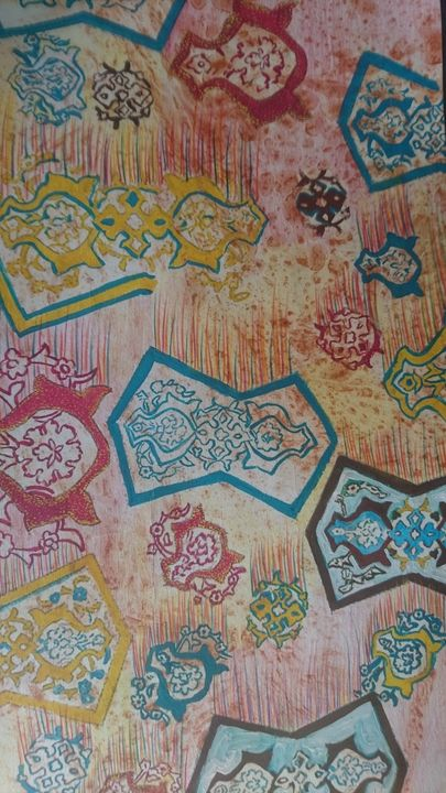 Islamic art - rana