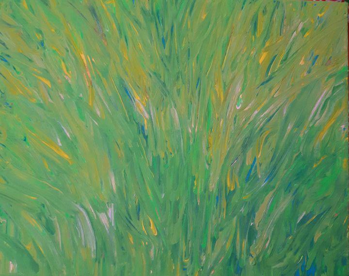 Growth - A Splash of Paint