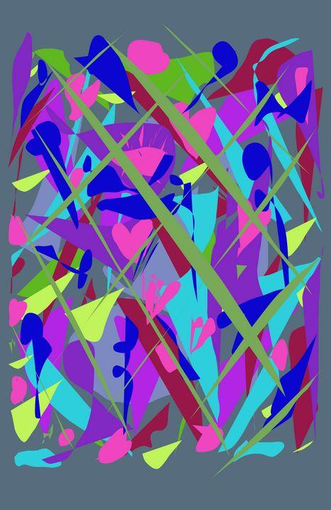 Gray Matters - A Splash of Paint