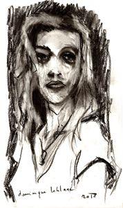 Portrait of victim