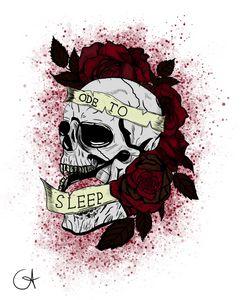 Ode To Sleep Skull