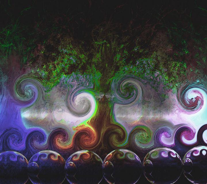 Magic Forest - Nima.Jupiter.Fire