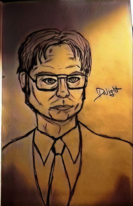 Dwight from the office - Nima.Jupiter.Fire
