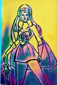 She-Ra Inspiration