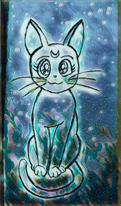 Luna inspiration - Nima.Jupiter.Fire