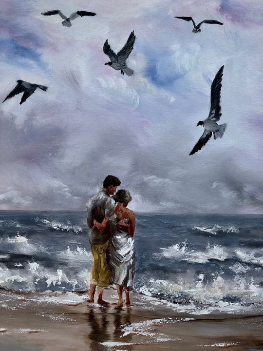A day to remember - Inna Montano fine art